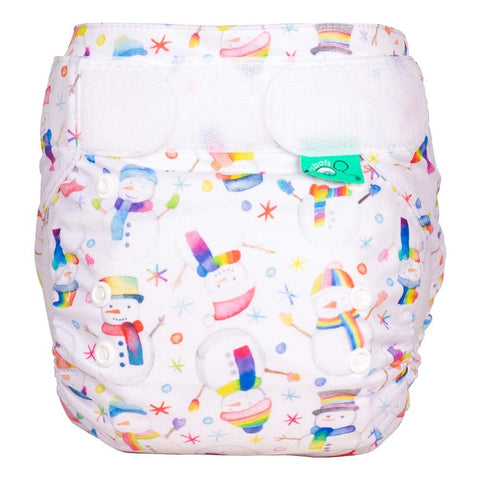 TotsBots Easy Fit Star Nappy - Snowbaby