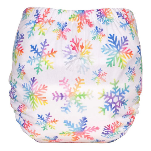 TotsBots Easy Fit Star Nappy - Sparkle