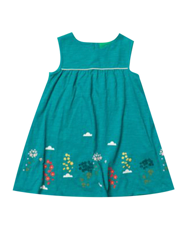 LGR Summer Storytime Dress - Spring Blooms