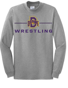 DHS WRESTLING LONG SLEEVE
