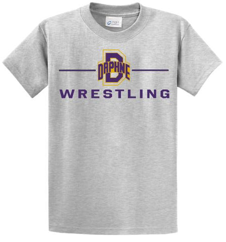 DHS WRESTLING SHORT SLEEVE