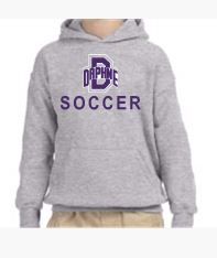DHS SOCCER PERFORMANCE HOODIE