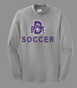 DHS SOCCER LONG SLEEVE TSHIRTS