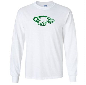 BAYSHORE Long Sleeve DRI FIT Tshirt (WHITE OR GRAY)