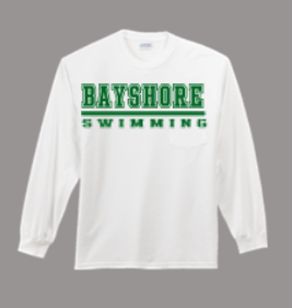 BAYSHORE SWIMMING LONG SLEEVE