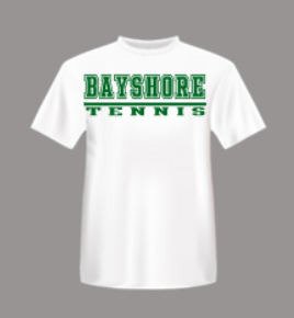 BAYSHORE TENNIS SHORT SLEEVE