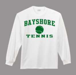 BAYSHORE TENNIS LONG SLEEVE