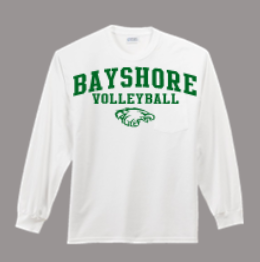 BAYSHORE VOLLEYBALL LONG SLEEVE SHIRT