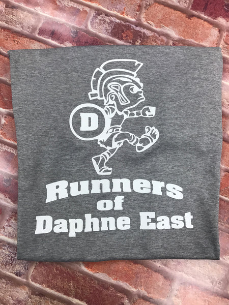 Daphne East Running Club Cotton Tshirt