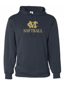 NAVY PERFORMANCE HOODIE MOBILE CHRISTIAN