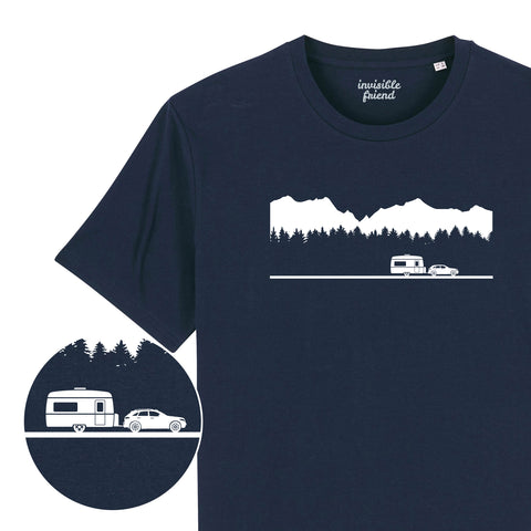 Caravan Wilderness T Shirt