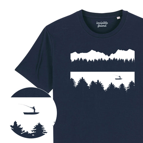 Fishing Boat T Shirt