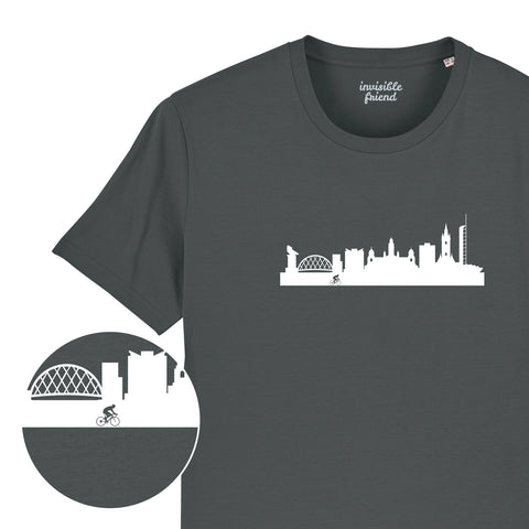 Glasgow Cycling T Shirt