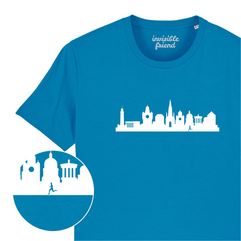 Edinburgh Running T Shirt
