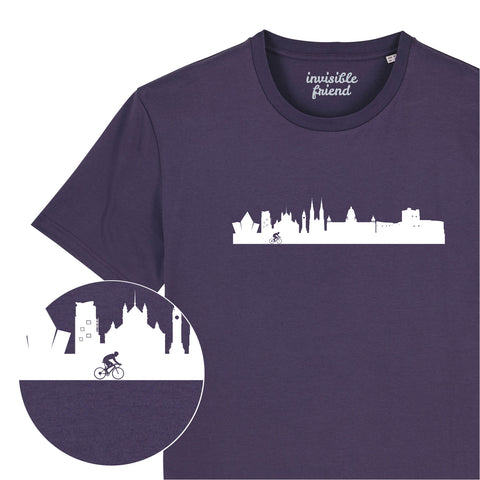 Belfast Cycling T Shirt