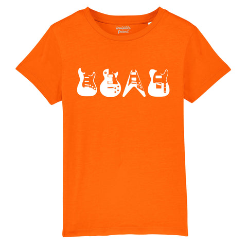 Iconic Guitars T-shirt - Kids