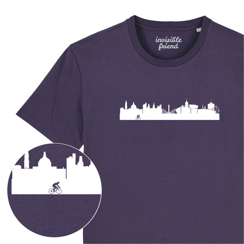 Cardiff Cycling T Shirt
