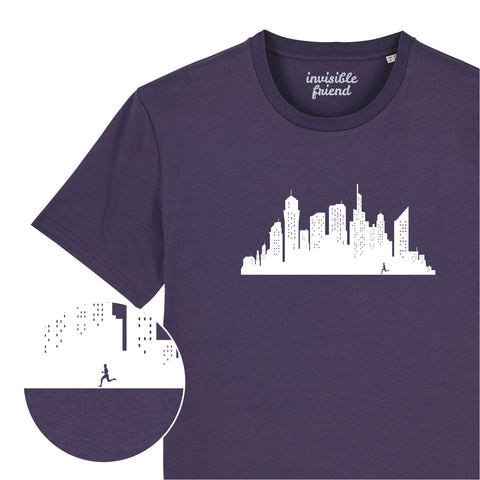 City Running T Shirt