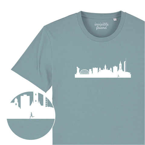 Glasgow Running T Shirt