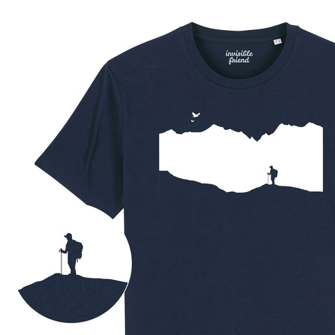 Hiking Wilderness T Shirt