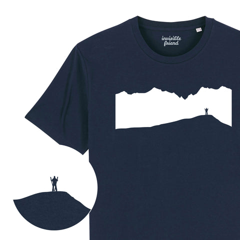 Ski Mountain View T Shirt