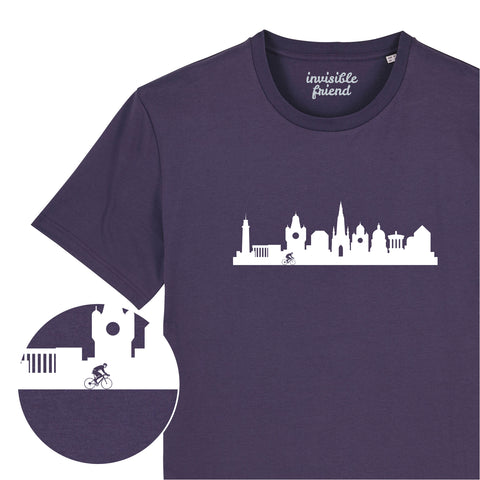 Edinburgh Cycling T Shirt