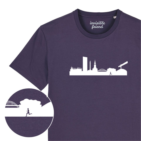 Newcastle Running T Shirt