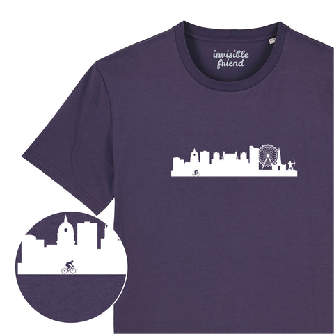 Nottingham Cycling T Shirt