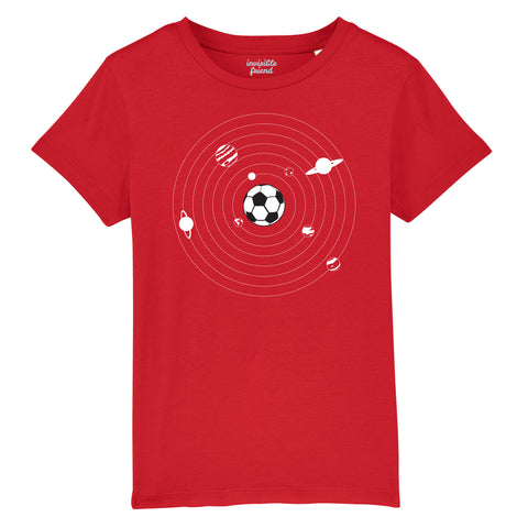 Everything Revolves Around Football T Shirt - Kids