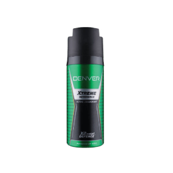 Denver Deo Xtreme Reverence 100GM/150ML(1x60)