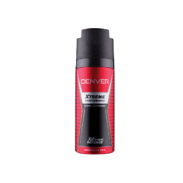 Denver Deo Xtreme Performance 150ML/60