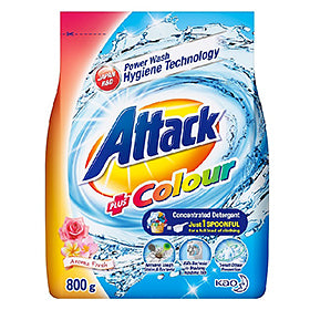 Attack Powder + Colour 800g /12