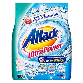 Attack Ultra Power Powder 800G/12