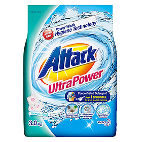 Attack Powder Ultra Power 3Kg/6