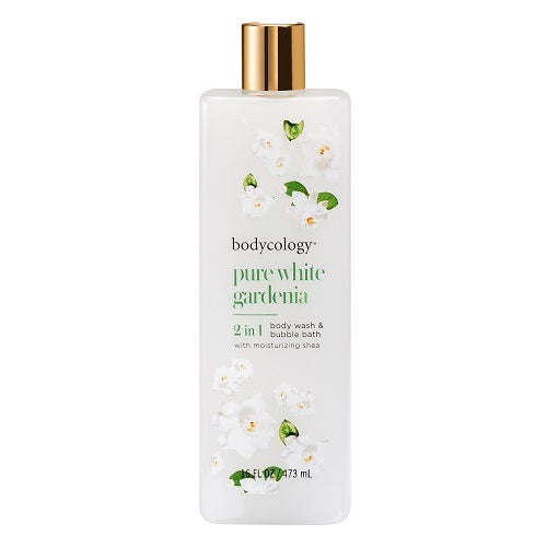 Pure White Gardenia Body Wash BC 16OZ