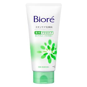 Biore Facial Foam Acne Care 130G/24