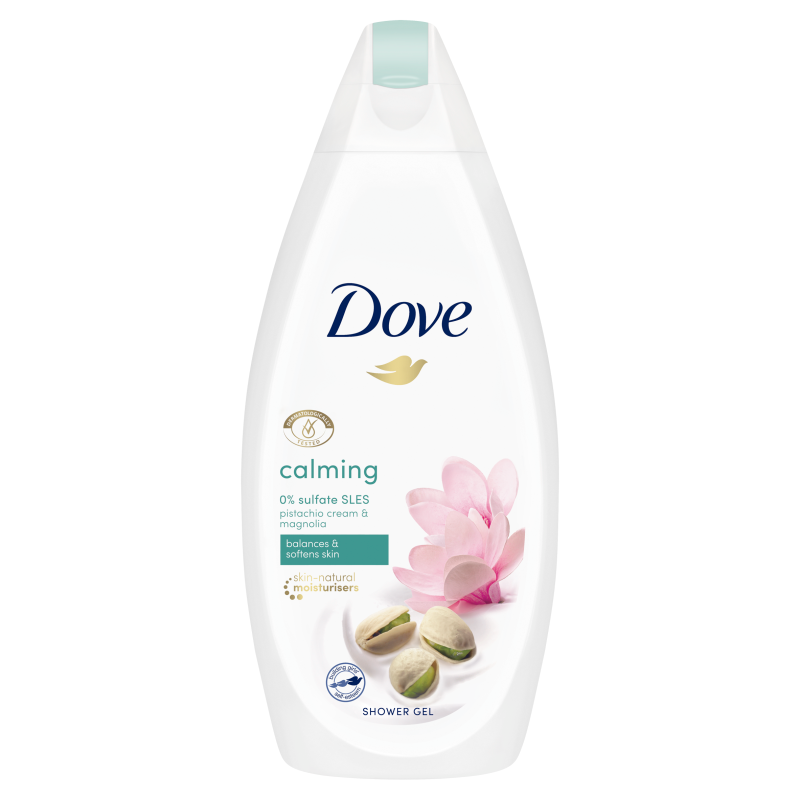 Dove Body Wash Calming Pistachio & Magnolia 500ml