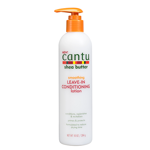 Cantu Smooth Leave in Conditioning Lotion 10OZ/12