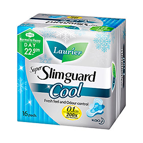 Laurier Super Slimguard Cool Day 22.5cm 16S/12