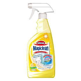 Magiclean Bathroom Cleaner W/Trigger 500ML/24