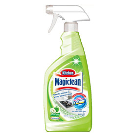 Magiclean Kitchen Cleaner Green Apple 500ML/24