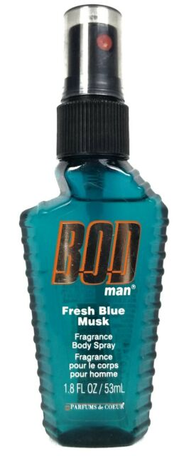 BOD Fresh Blue Musk 3.4OZ BS 3/12