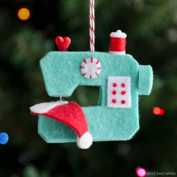 Felt Ornament PDF Patterns