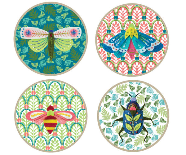 Pre-order: Entomologie Appliqué Materials Kit