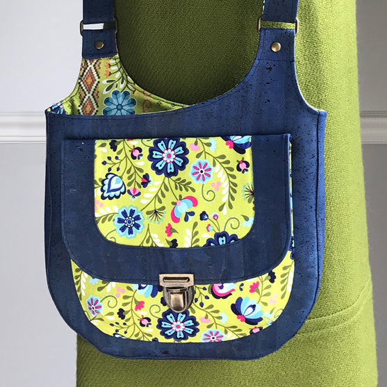 Moxie Crossbody Bag PDF Sewing Pattern