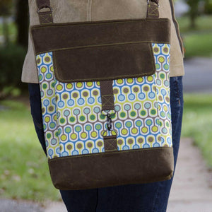 Metro Hipster Bag PDF Sewing Pattern