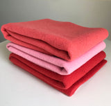 Rug Braiding Bundle - Pink/Coral/Poppy