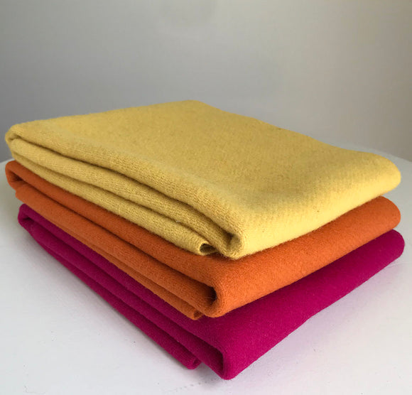 Rug Braiding Bundle - Daffodil/Orange/Fuchsia