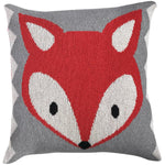 Eco-Tot Pillow Cover: Fox