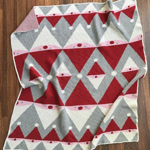 Eco-tot Blanket: Gnome Sweet Gnome (Only 1 left!)